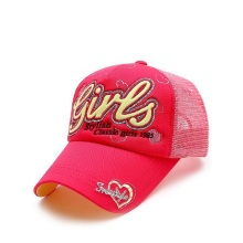 China Factories for Children Printing Baseball Cap Summer  Glitter Fashion  Baseball Cap export to Benin Factory