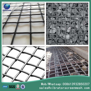 Crimped Woven Wire Mesh For Sheep Cot