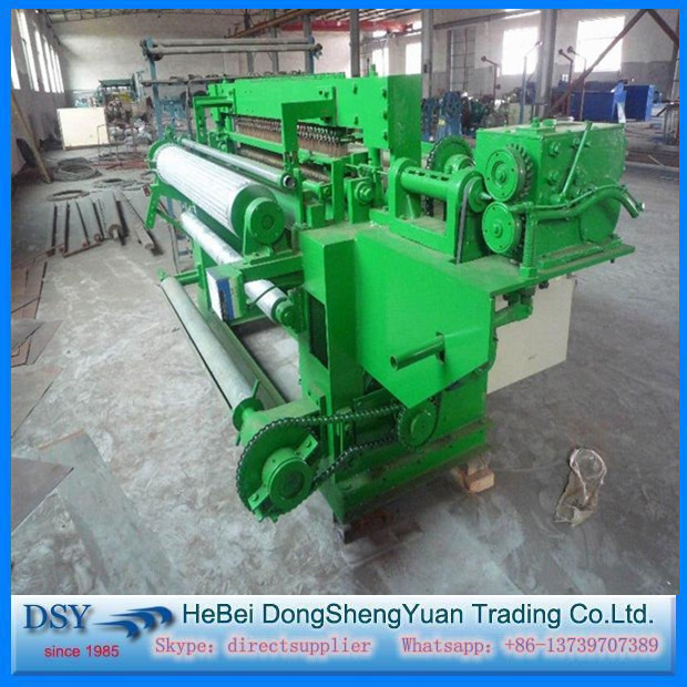 welding wire mesh machine