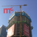 Flat top tower crane MT7525