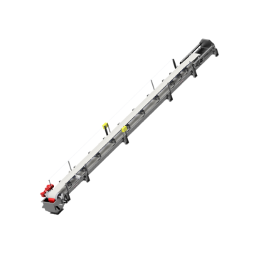 Belt Conveyor for Soil Lumps