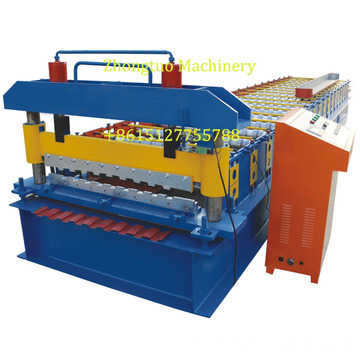 Australian style rolling shutter door making machine