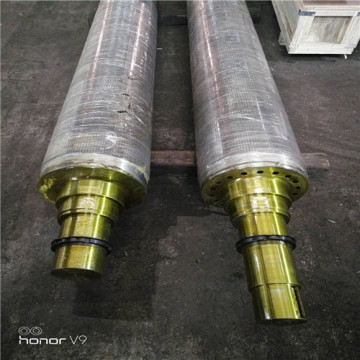 Cheap for Tungsten Carbide Corrugating Roll Single facer A/B/C/D/E Flute corrugated roller export to Spain Factory