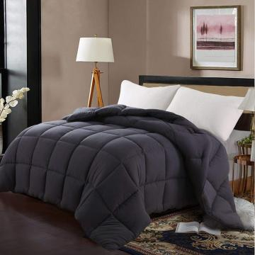 Luxo Down Alternativa Quilted Queen Comforter