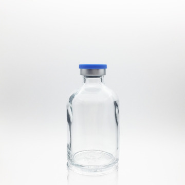 50ml Clear Sterile Vials