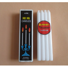 Cheap Mini Dripless White Stick Candles
