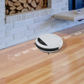 Mapping cleaning route robot cleaner