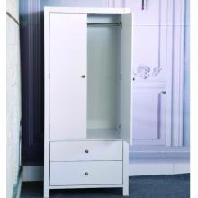 Online Manufacturer for White Wardrobe Modern Wooden Furniture Clothing Cabinet Wardrobe supply to Germany Manufacturer