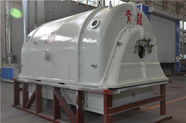 12MW steam turbine generator