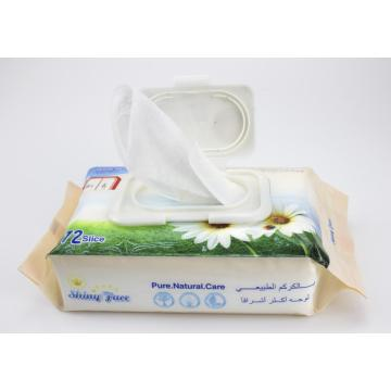 OEM Face Wipes Natural Baby Wipes With Aloe Vera Parents Choice Baby Wet Wipes