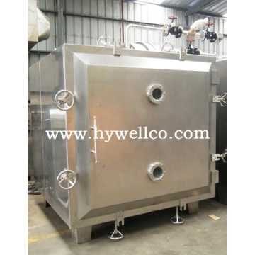 Square and Round Vacuum Drying Machine