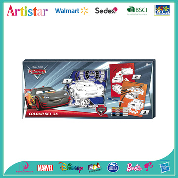 Disney Cars poster coloring set 3(1)