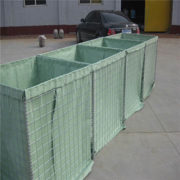 hesco barrier installations