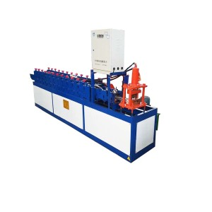 Automatic Cold Forming Shutter Door Rolling Machine