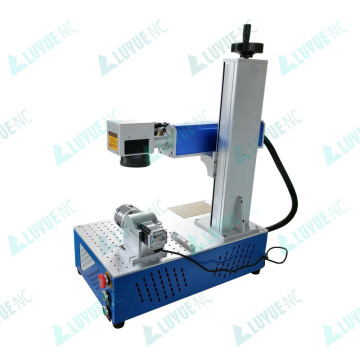 Mini Metal Laser Engraving Machine 20w