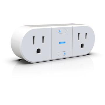 American standard dual-output WIFI smart socket