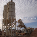 35 Portable Concrete Mixing Plant