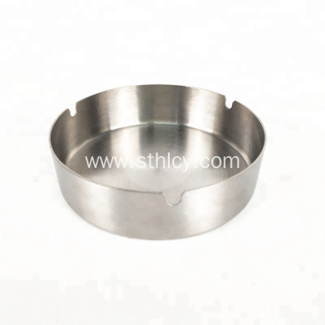 10/12cm Outdoor Round Cigar Stainless Steel Ashtray