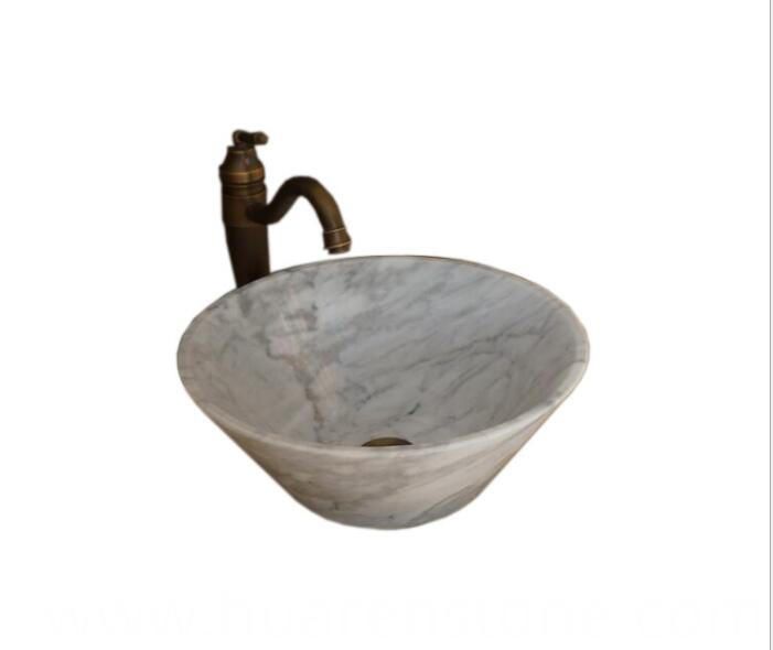 natural stone vessel sinks