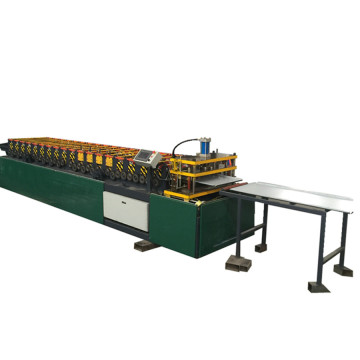 Big square stainless steel plate roll forming machine