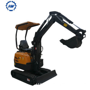 Small 0.8Ton Excavator Machine for Sale
