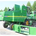 harvester high efficiency delivering the seeds