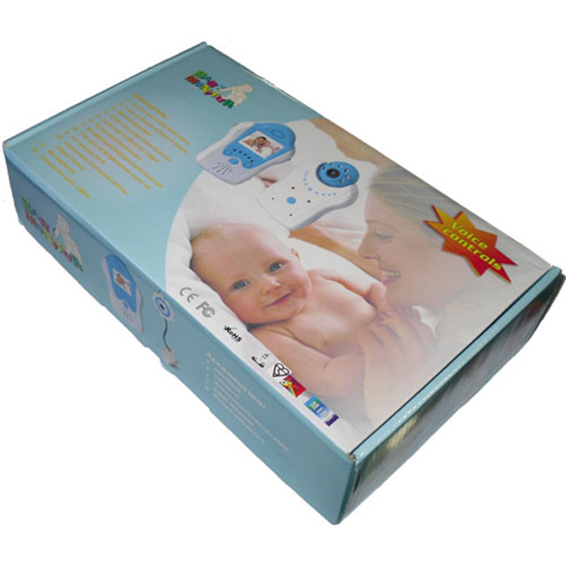 Baby Monitor With Intercom