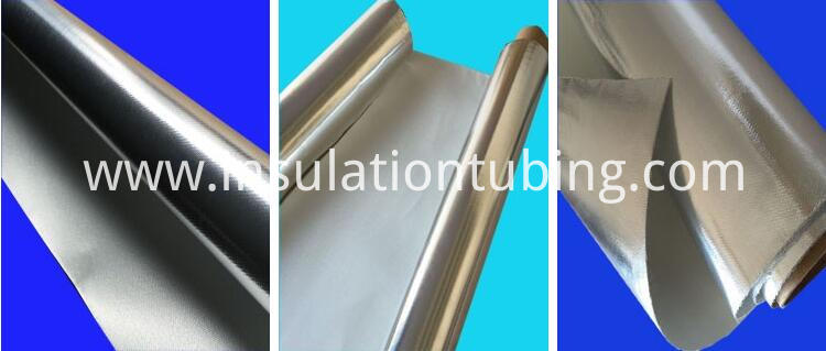 Aluminum Foil Fiber Glass Cloths
