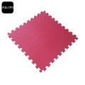 Red Interlocking Gym EVA Foam Exercise Mat