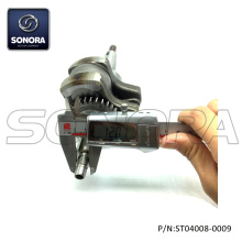 YBR125 Crankshaft (P/N: ST04008-0009) Top Quality