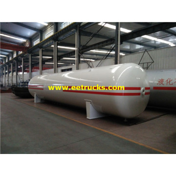 10000 Gallons Domestic LPG Gas Storage Tanks