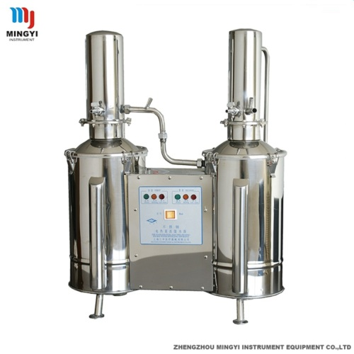 Electric automatic stainless steel water distiller
