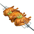 35 Inch Universal Rotisserie Kit for Gas BBQ
