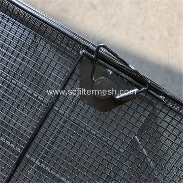 Stainless Steel Wire Big Cupboard Baskets