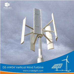 DELIGHT VAWT Vertical Wind Generator 600w