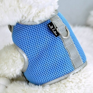 Professional for Best Air Breathing Mesh Harness,Colorful Mesh Harness,Mesh Harness for Dogs,Stress Free Mesh Harness for Sale Seabreeze Large Airflow Mesh Harness with Velcro supply to South Korea Manufacturers