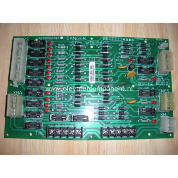 Power Supply Board for LG Sigma Elevators DOP-116