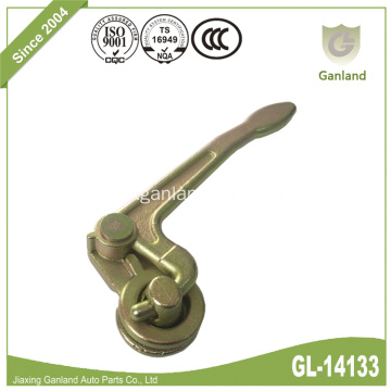 Colored-plating Tailboard Fastener Dropside Locking Gear