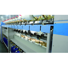 Double Sides Intelligent Twisting Machine for FDY
