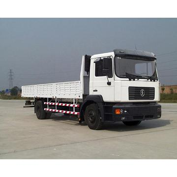 Shacman van truck with weichai engine 4x2 cargo truck