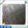 Stainless Steel Wapped Edge Crimped Wire Mesh