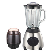 450W food blender for smoothies with glass jar