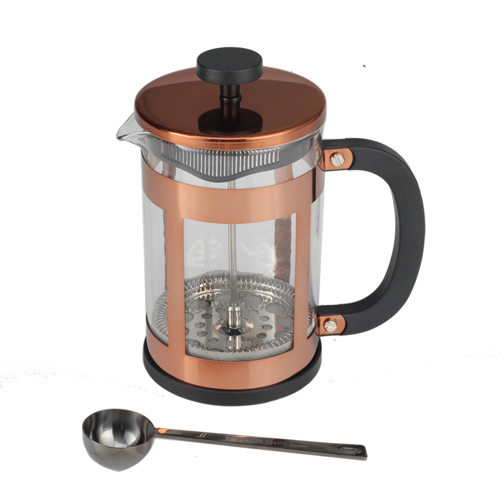 Multi Functional Glass French Press