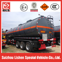 Sulfuric Acid Tanker Semi Trailer