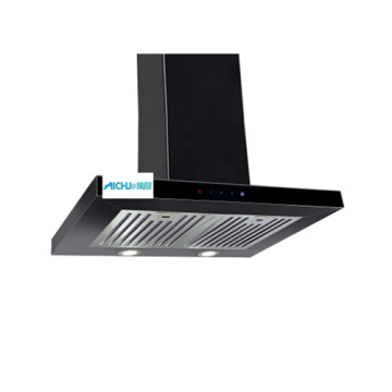 Glen Chimney 1250 Suction Black Colour