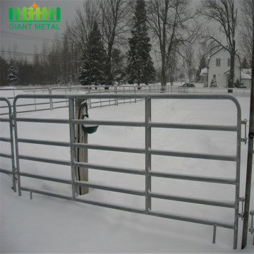 Galvanized Livestock Metal Fence Panels For Hot Sale