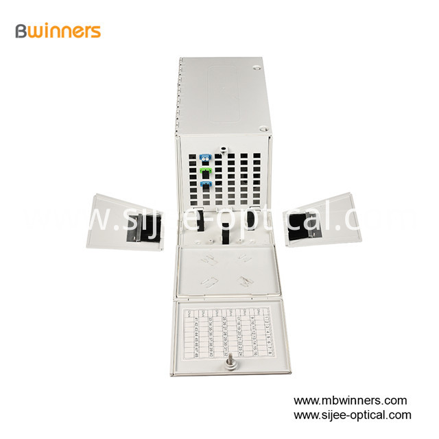 Optical Distribution Box For Building