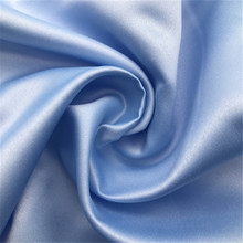 100% polyester mirror satin fabric