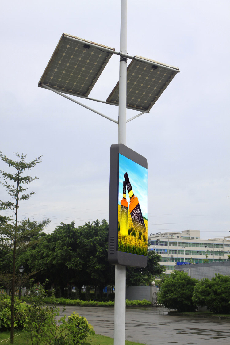 P4 Outdoor led screen of flag screen