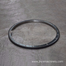 High Quality for Dozer Engine Cummins 6Bt 4Bt 612600020208 Weichai engine flywheel gear ring assembly export to Lebanon Supplier